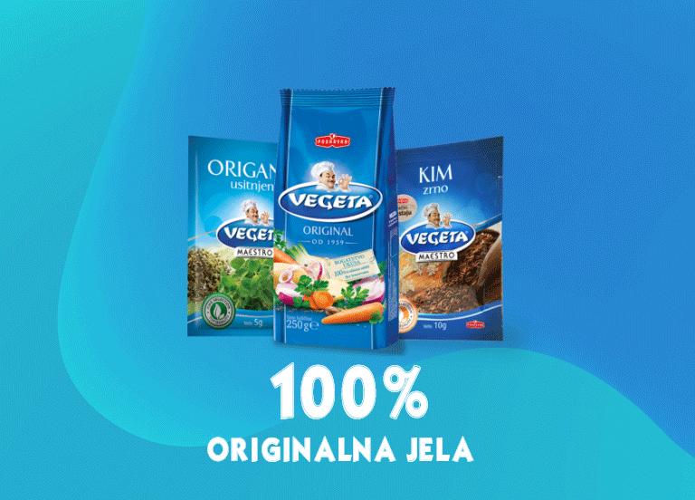 podravka 100% originalni recepti